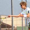 8-29-15<br /> Boys Tennis<br /> Western 3 singles John Sullivan<br /> Kelly Lafferty Gerber | Kokomo Tribune