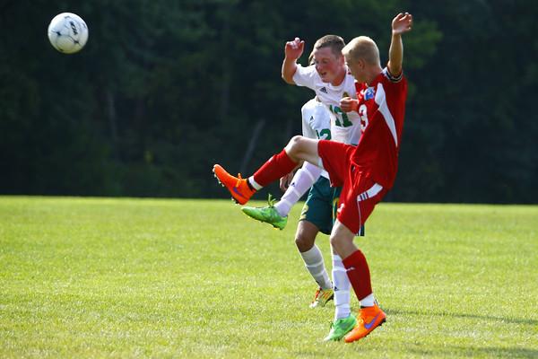 EHS vs KHS Boys Soccer