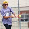 8-29-15<br /> Boys Tennis<br /> Northwestern 3 singles Breven Sanford<br /> Kelly Lafferty Gerber | Kokomo Tribune