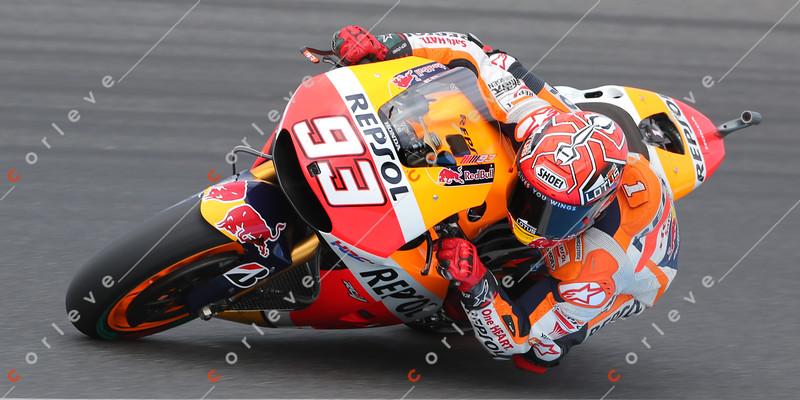 2015 World Moto GP Championship Round16 Phillip Island, Australia.