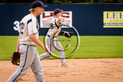 Litchfield Blues Baseball vs DC Saints