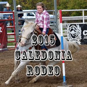 2015 Caledonia Rodeo