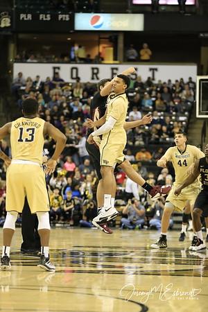 2015 - 2016 Men's College Basketball Season