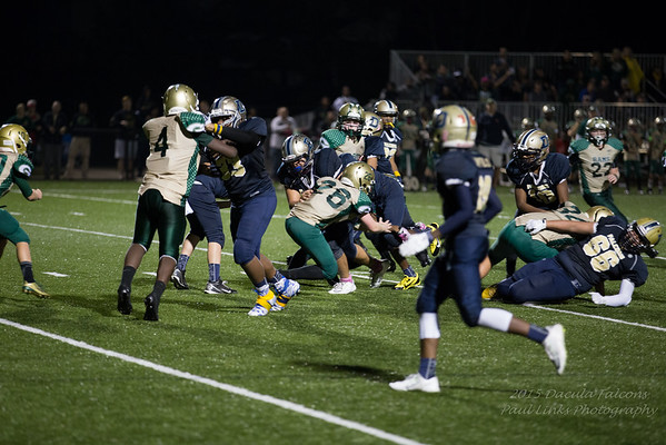 Playoff Game vs Grayson AE