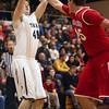 12-29-15<br /> Peru vs Maconaquah boys basketball<br /> Peru's Jacob Watkins<br /> Kelly Lafferty Gerber | Kokomo Tribune