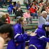 12-3-15<br /> Northwestern vs Logansport swim meet<br /> Northwestern cheers for their teammate.<br /> Kelly Lafferty Gerber | Kokomo Tribune