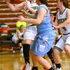 Girls basketball between Eastern HS and Maconaquah HS Dec., 5, 2015.<br /> Tim Bath | Kokomo Tribune