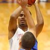 12-12-15<br /> Kokomo vs Frankfort boys basketball<br /> Kokomo's Jordan Matthews<br /> Kelly Lafferty Gerber | Kokomo Tribune