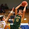 12-11-15<br /> Tri Central vs Eastern boys basketball<br /> Eastern's Braden Evans<br /> Kelly Lafferty Gerber | Kokomo Tribune