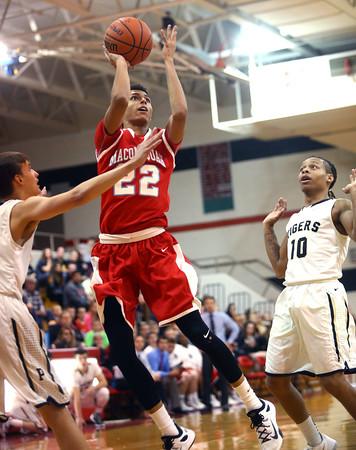 12-29-15<br /> Peru vs Maconaquah boys basketball<br /> Maconaquah's Brayden Marley<br /> Kelly Lafferty Gerber   Kokomo Tribune