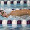 12-3-15<br /> Northwestern vs Logansport swim meet<br /> Logansport's Olivia Torres in the Girls 500 Freestyle<br /> Kelly Lafferty Gerber | Kokomo Tribune