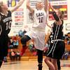 12-19-15<br /> Lewis Cass vs Western girls basketball<br /> Cass' Savanna Thompson<br /> Kelly Lafferty Gerber | Kokomo Tribune