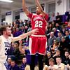 12-18-15<br /> Northwestern vs Maconaquah boys basketball<br /> Maconaquah's Brayden Marley<br /> Kelly Lafferty Gerber | Kokomo Tribune