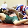 12-2-15<br /> KHS vs EHS wrestling<br /> Eastern's Blake Hicks and Kokomo's Jabin Wright<br /> Kelly Lafferty Gerber | Kokomo Tribune
