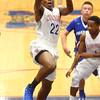 12-12-15<br /> Kokomo vs Frankfort boys basketball<br /> Kokomo's Brevin Beard<br /> Kelly Lafferty Gerber | Kokomo Tribune