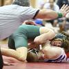 12-2-15<br /> KHS vs EHS wrestling<br /> Kokomo's Seth Johnson and Eastern's Austin Duchateau<br /> Kelly Lafferty Gerber | Kokomo Tribune