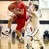 12-29-15<br /> Peru vs Maconaquah boys basketball<br /> Maconaquah's Chandler Pitts<br /> Kelly Lafferty Gerber | Kokomo Tribune