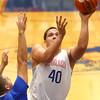 12-12-15<br /> Kokomo vs Frankfort boys basketball<br /> Kokomo's Marcelle Kenner<br /> Kelly Lafferty Gerber | Kokomo Tribune