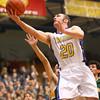 12-11-15<br /> Tri Central vs Eastern boys basketball<br /> Tri Central's Dillon Smith<br /> Kelly Lafferty Gerber | Kokomo Tribune