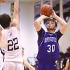 12-4-15<br /> Western vs Northwestern boys basketball<br /> Northwestern's Trey Richmond<br /> Kelly Lafferty Gerber | Kokomo Tribune