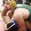 12-2-15<br /> KHS vs EHS wrestling<br /> Kokomo's Nick Fox and Eastern's Evan Ellis<br /> Kelly Lafferty Gerber | Kokomo Tribune