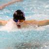 12-3-15<br /> Northwestern vs Logansport swim meet<br /> Northwestern's Nick Jozwiak in the Boys 100 Butterfly<br /> Kelly Lafferty Gerber | Kokomo Tribune