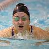 12-3-15<br /> Northwestern vs Logansport swim meet<br /> Northwestern's Grace Boruff in the Girls 200 IM<br /> Kelly Lafferty Gerber | Kokomo Tribune