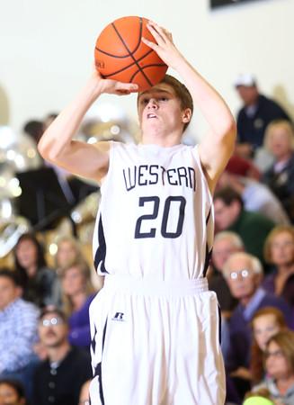 12-4-15<br /> Western vs Northwestern boys basketball<br /> Western's Corbin Fields<br /> Kelly Lafferty Gerber   Kokomo Tribune