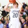 12-4-15<br /> Western vs Northwestern boys basketball<br /> Western's Corbin Fields<br /> Kelly Lafferty Gerber | Kokomo Tribune