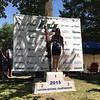 Womens 7 Slalom: Donna Epstein.