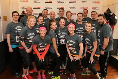 2015 Fight for Air Climb – Presidential Towers, Chicago