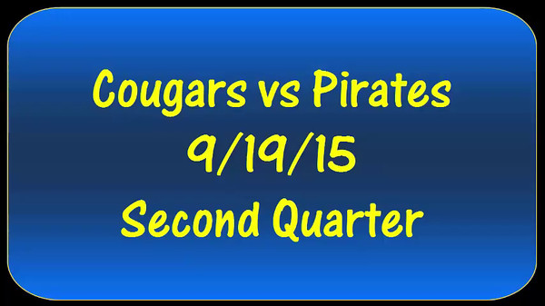 Cougar vs Pirates