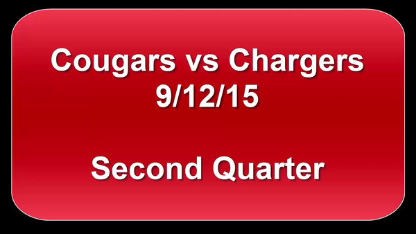 Cougars vs Chargers