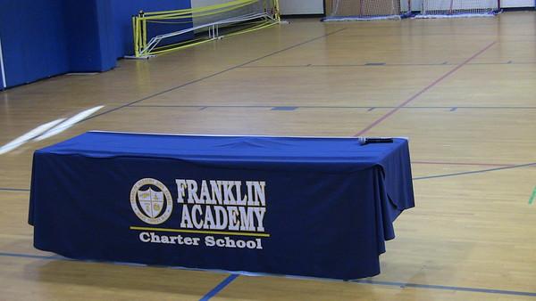 2015 Franklin Academy Sports Awards