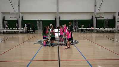 15-12-23. 4G Pink Team Half-Time BB at HS