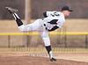 High School Varsity Baseball. Ithaca at Corning. April 16, 2015.