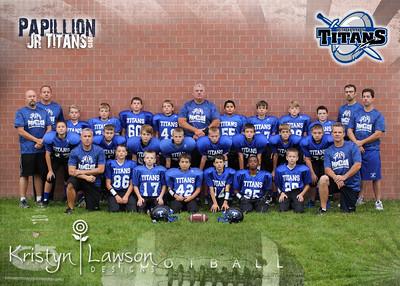 2015 Jr Titans Football