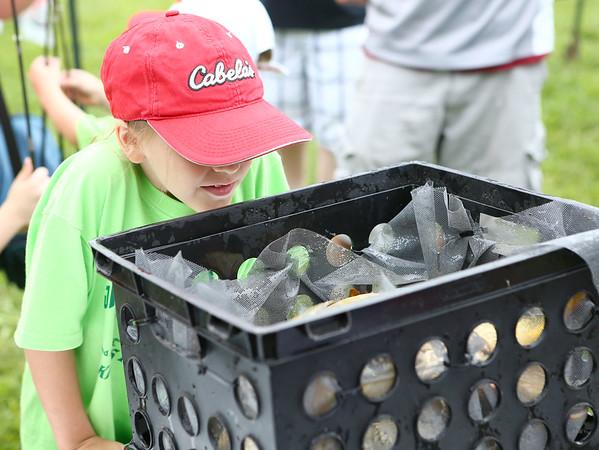 Kids Fishing Clinic