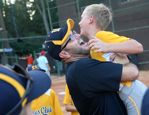 6-25-15<br /> Kasey Memorial Youth Baseball championship<br /> <br /> Kelly Lafferty Gerber | Kokomo Tribune