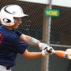 6-19-15<br /> Minor League Championship<br /> Salsbery's Zach Gilbert bats.<br /> Kelly Lafferty Gerber | Kokomo Tribune