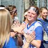 6-13-15<br /> Carroll County softball state championship vs Hauser<br /> <br /> Kelly Lafferty Gerber | Kokomo Tribune