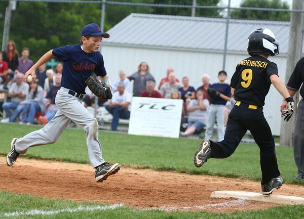 6-19-15<br /> Minor League Championship<br /> <br /> Kelly Lafferty Gerber | Kokomo Tribune