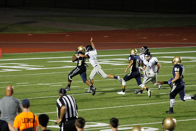 2015-09-24 LEHS 9th v Lone Star Football