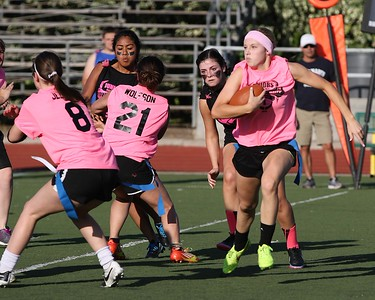 LHS Junior-Senior Powder Puff June 8th, 2015