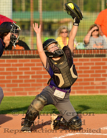 Lady Tigers vs Queen City Lady Bulldogs 4/26/2016