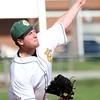 5-5-15<br /> Eastern vs Taylor baseball<br /> Eastern's Caleb Aaron pitches.<br /> Kelly Lafferty Gerber   Kokomo Tribune