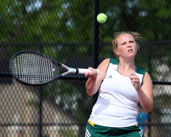 Girls Sectional Tennis
