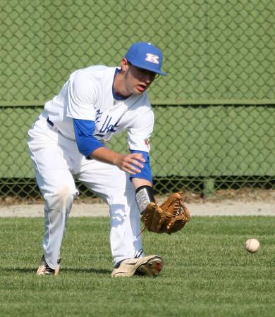 5-29-15<br /> Kokomo vs Western baseball<br /> <br /> Kelly Lafferty Gerber | Kokomo Tribune