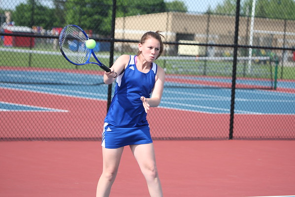 Girls Sectional Tennis