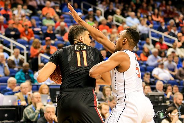 FSU MBB vs Virginia - ACC Tourney - 03-12-15
